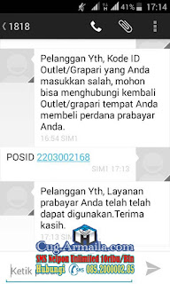 Kode POSID Daftar CUG Telkomsel Kartu Perdana
