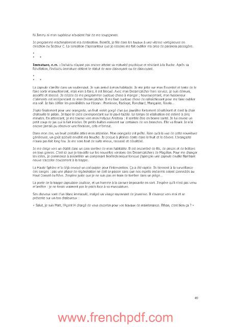 Roman 2017: Le Monde Des Rêves de Jeliza rose Buzor PDF Gratuit