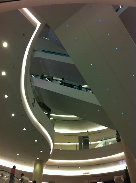 Siam Paragon, un centro comercial moderno