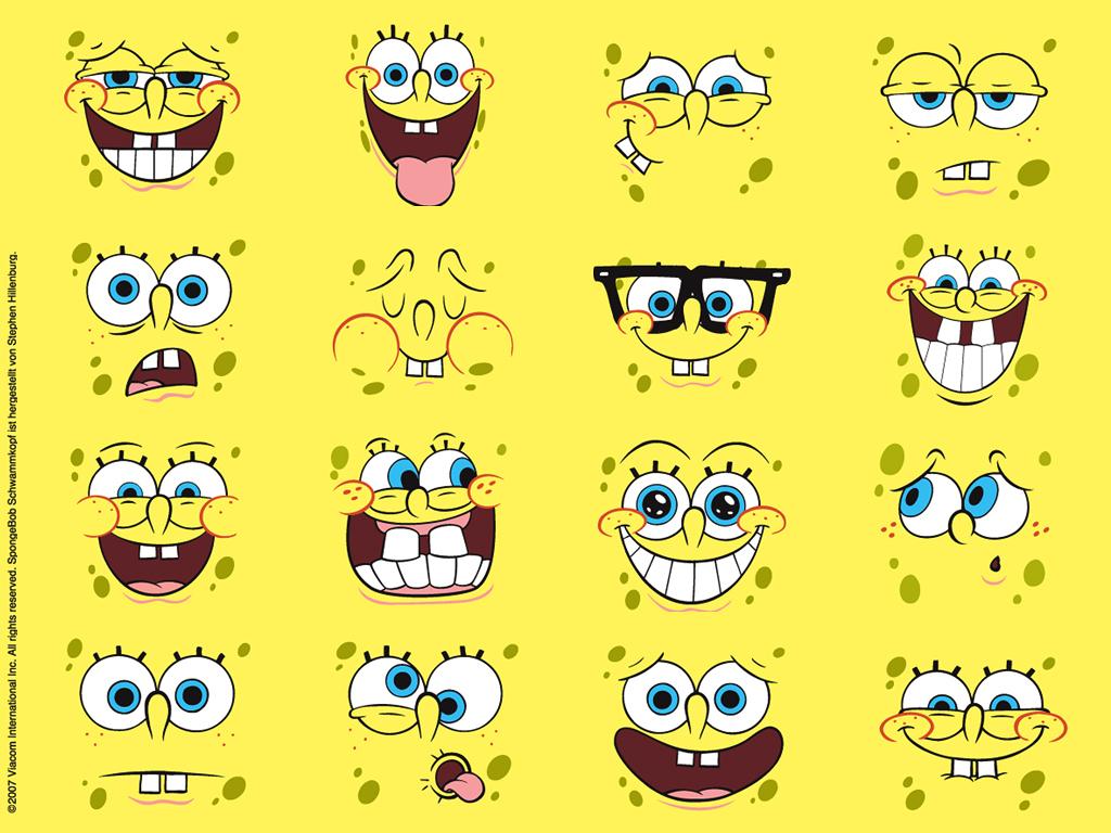 Gambar Lucu Spongebob