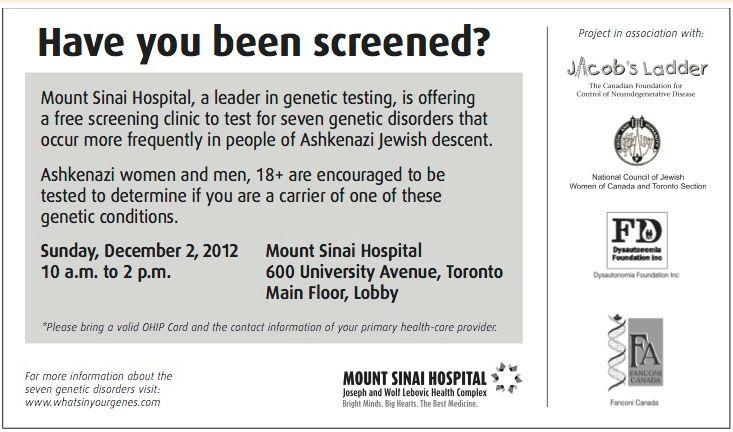 Jew Detector: Jewish Genealogy Toronto: November 2012