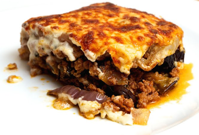 Moussaka Greece