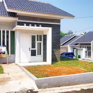 Rumah Hook Tanah Luas Dp Ringan di Ujungberung Kota Bandung