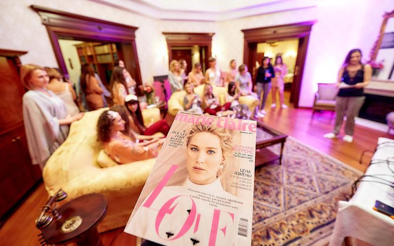 вечеринка блогеров
