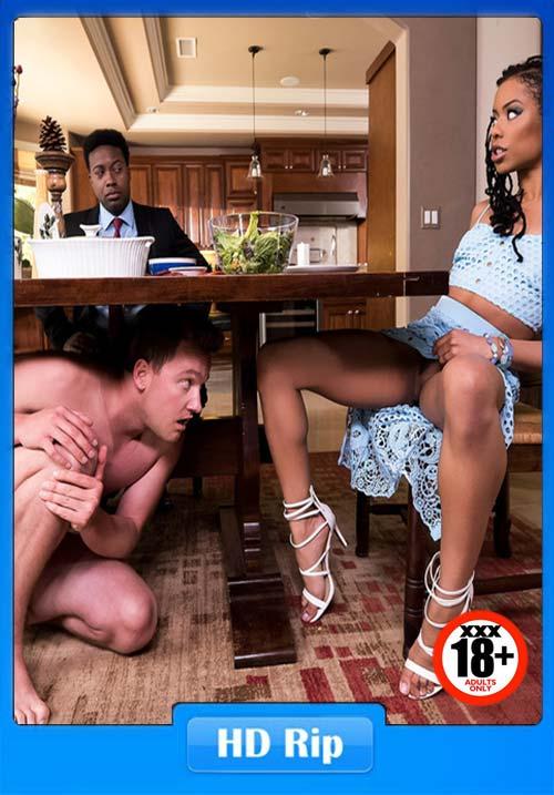[18+] BrazzersExxtra Kira Noir A Family Affair XXX Clip The Reunion Part 3 Poster