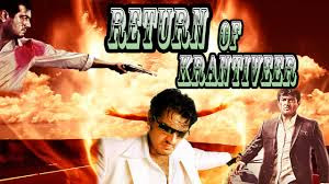 Return Of Krantiveer 2015 Watch full hindi dubbed movie