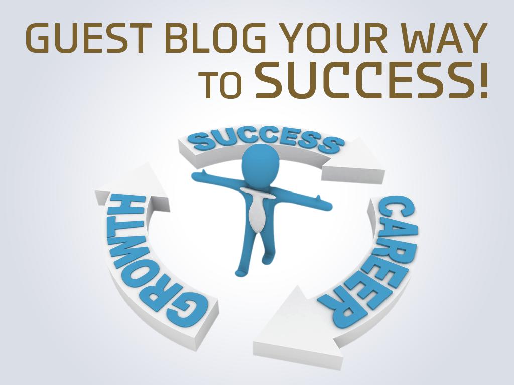 Menjadi Guest Blogger