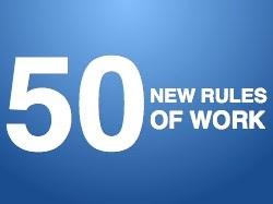 50 nguyên tắc làm việc mới