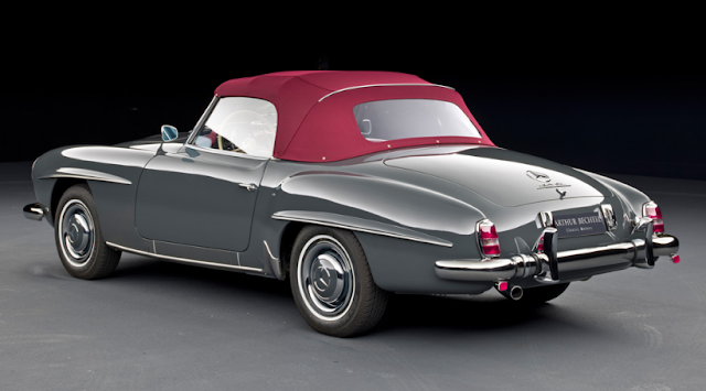 Mercedes 190 SL Review