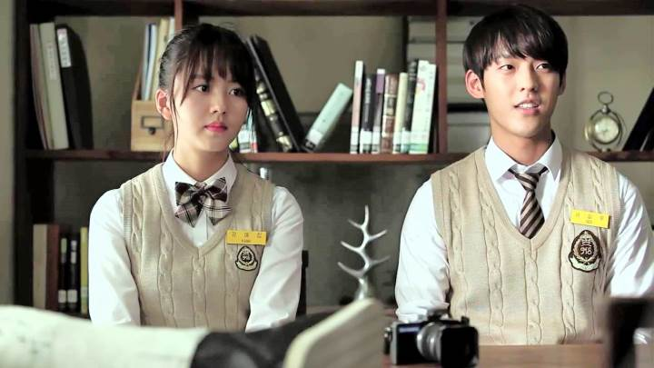 Kang Ye Rim - Seo Sang Woo - Kim So Hyun - Lee Min Hyuk - Uhm Ki Joon - Nightmare Teacher