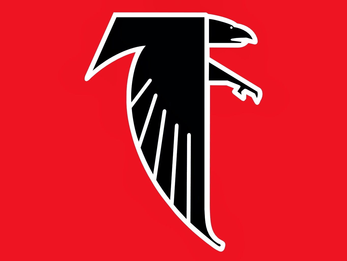 Images Of The Atlanta Falcons Football Logos: 12 Best Logos Of The NFL! #Superbowl
