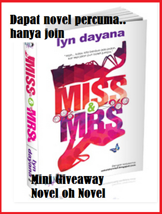 http://sweetyzhanieyz83.blogspot.com/2014/02/mini-giveaway-novel-oh-novel.html