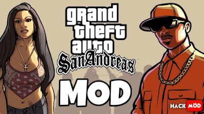 GTA San Andreas Download (Normal + MOD APK + OBB) For Android