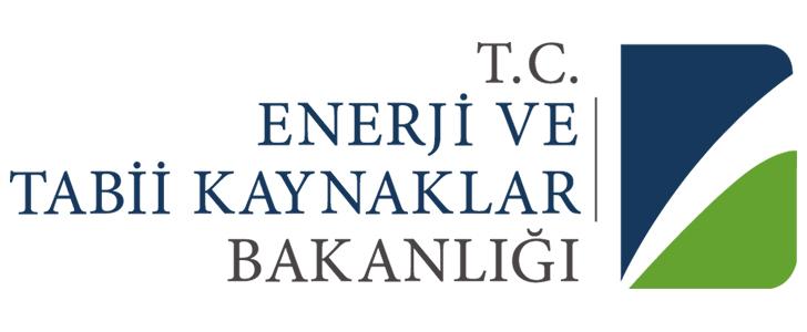 Enerji ve Tabii Kaynaklar Bakanlığı Vektörel Logosu