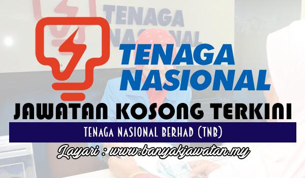 Jawatan Kosong 2017 di Tenaga Nasional Berhad (TNB) www.banyakjawatan.my