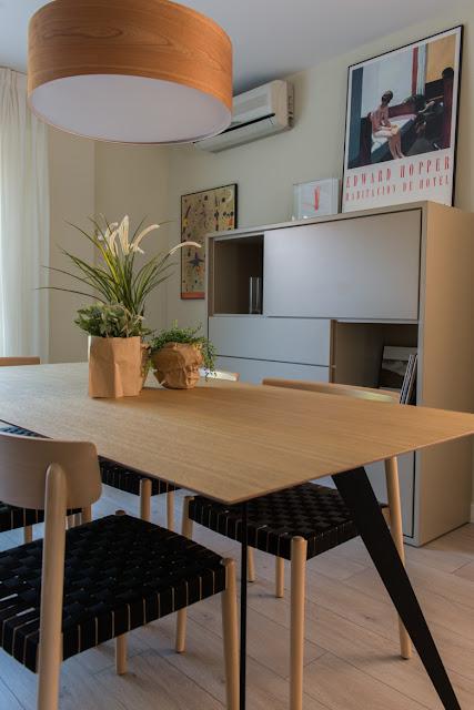 La excelente reforma de una vivienda unifamiliar