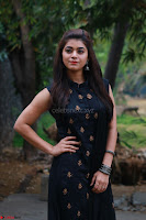 Actress Yamini Bhaskar in a Tight Black Sleeveless Dress ~  Exclusive 37.JPG