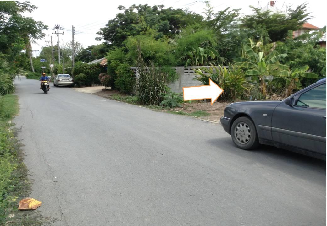 ขายที่ดิน รังสิตคลอง2 โซนโครงการหมู่บ้านขึ้นใหม่