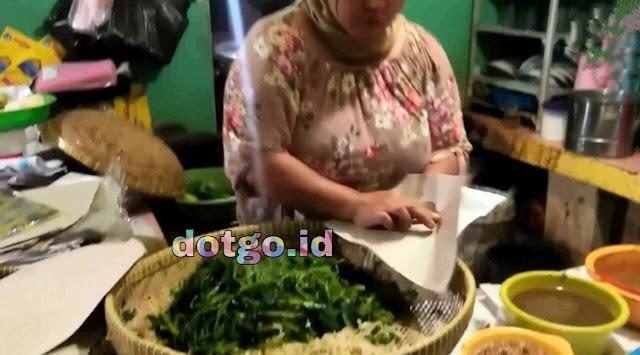 Kuliner indramayu rumbah darinih tempat makan pecel enak di indramayu