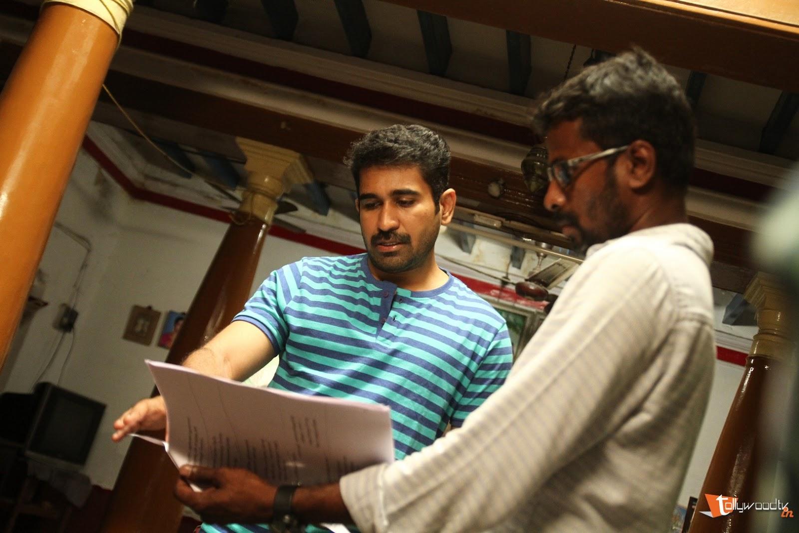 Indrasena Working Stills-HQ-Photo-5