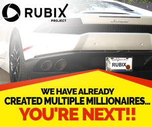Rubix Project Review - Discover Little Known App That Creates Millionaires