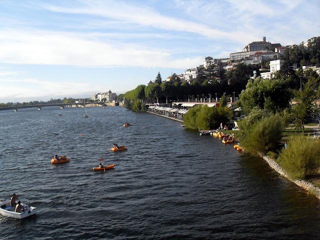 rivera de Coimbra
