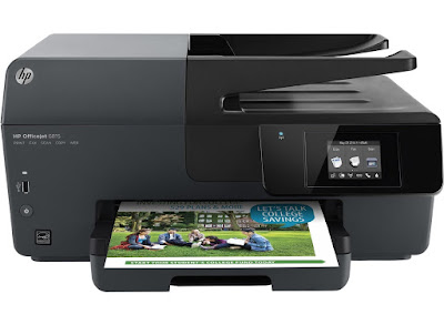 HP Officejet 6815 Driver Download