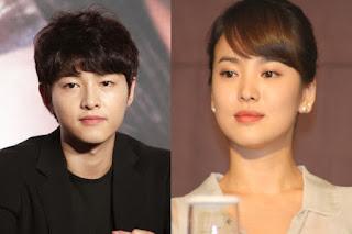 Perjalanan Cinta Song Joong-Ki dan Hye Kyo
