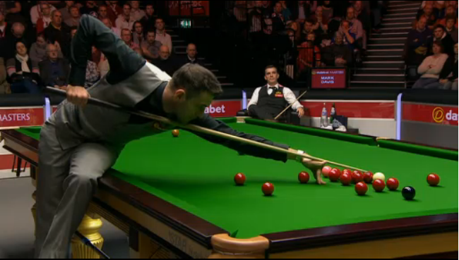 Snooker, my love: The 2014 Masters (Day 1) - Selby's drama and ...