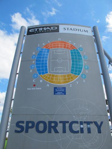 Sport City Complex Manchester