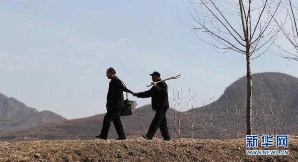 obr1 - Jak slepý s bezrukým společně zasadili les