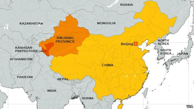 Media China Minta AS tak Berprasangka Perihal Muslim Uighur