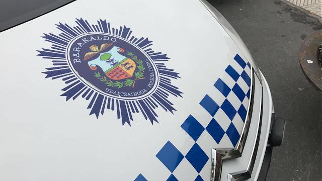 Coche de la policía municipal