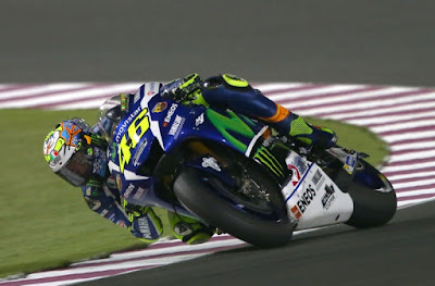 MotoGP Qatar 2016 : Rossi: Saya siap dan termotivasi- let's go!