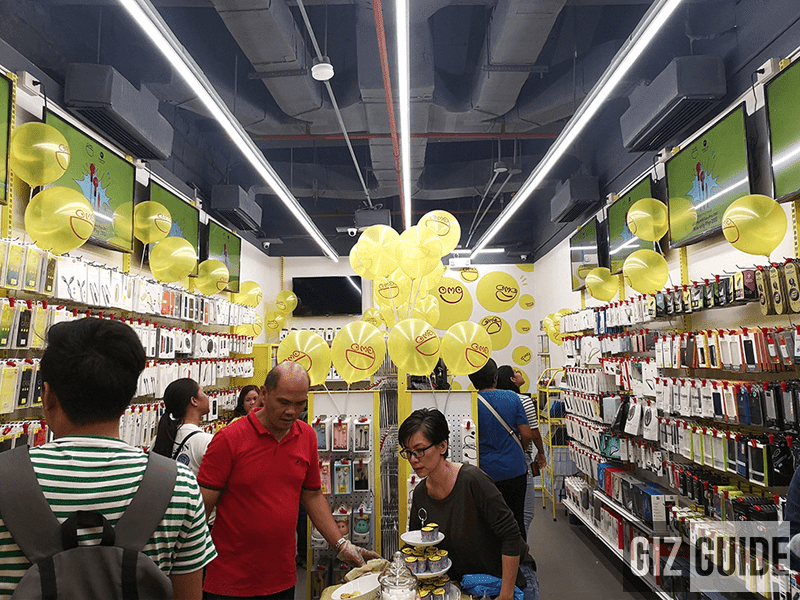OMG Store, the shop with reasonably priced high-quality gadgets turns one