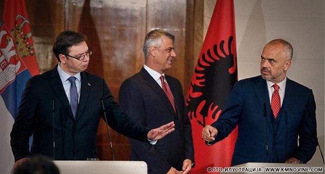 #Kosovo #Metohija #Srbija #Izdaja #Šiptari #Albanija #Vučić #Tači