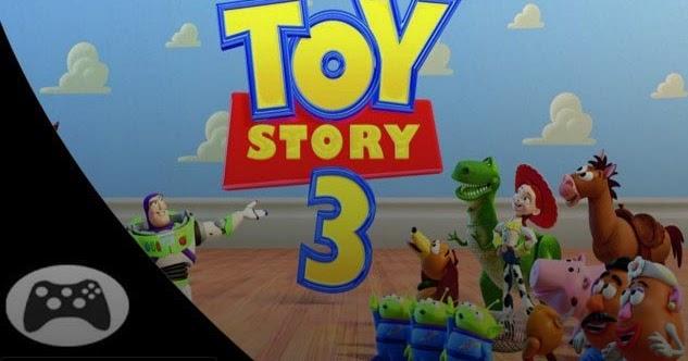 تحميل لعبة toy story 3 مضغوطة