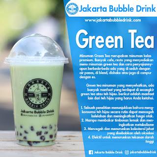 Toko Bubuk Green Tea di Jakarta Barat