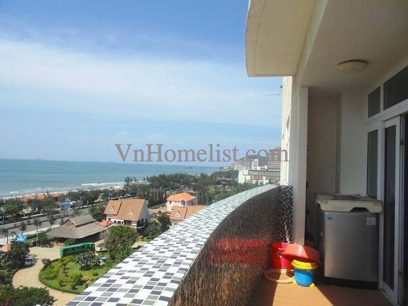 LUXURY SEA VIEW APARTMENT  For Rent in Vung Tau