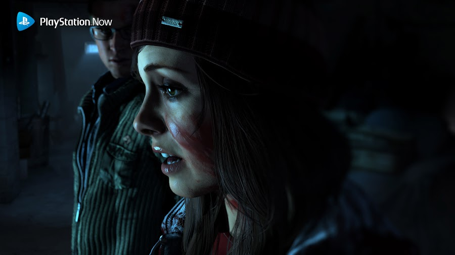 playstation now halloween ps4 until dawn