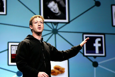 Pendiri Facebook: Mark Zuckerberg