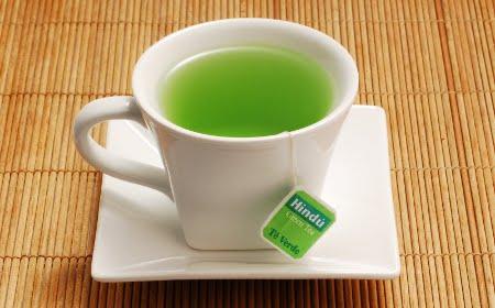 El Té verde quema grasa
