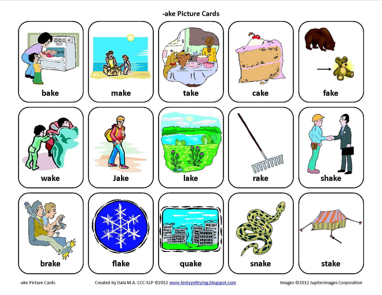 Common  Letter Words That End In Ot