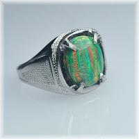 Jual Cincin Batu Opal