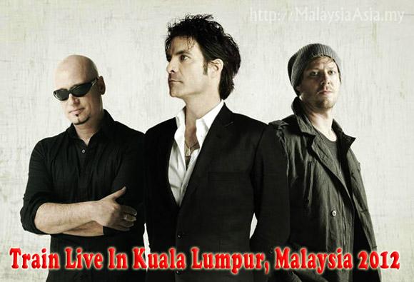 Malaysia Train Concert