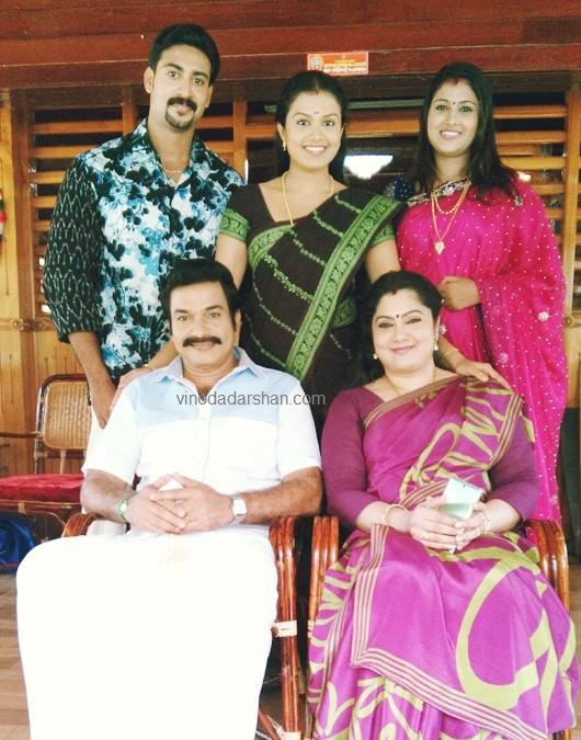 Cast of Bharya serial