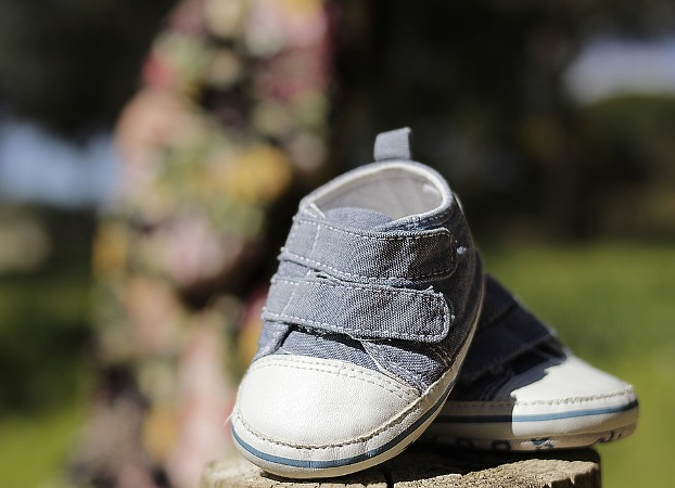 anuncio embarazo tercer bebé