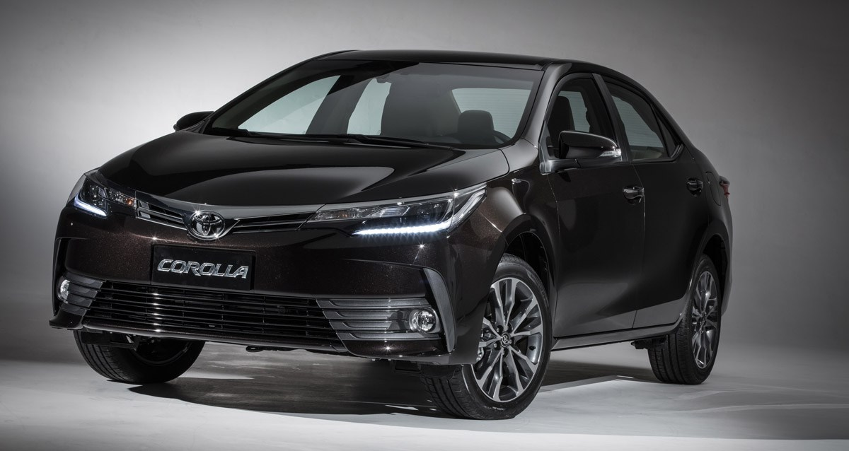Toyota Corolla Gli 2018 Automatic Features And Specifications