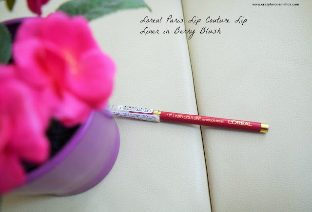 Loreal Paris Lip Liner India