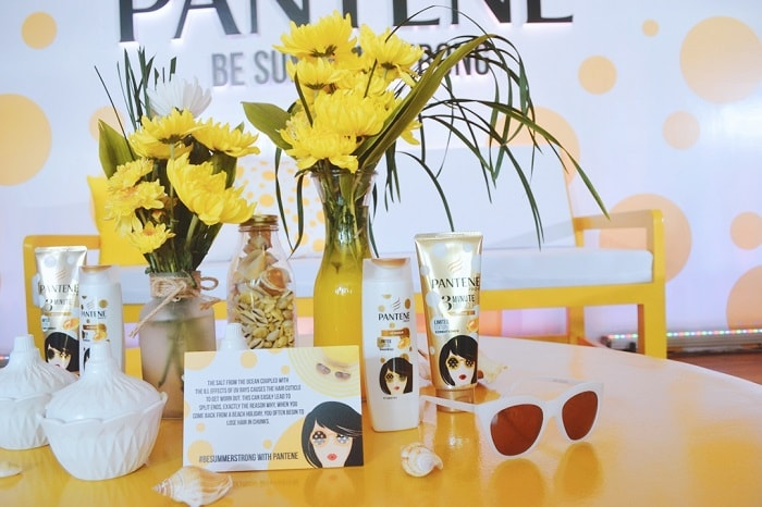 Pantene UV Launch Party
